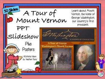 George Washington's Mount Vernon Estate: Real Photos Slide