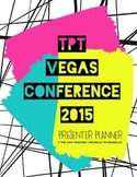 TpT Vegas Conference 2015 Planner