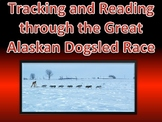 Iditarod Reading through the Race
