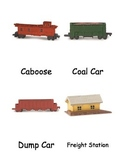 Trains Cards