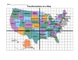 Transformations on a Map