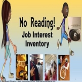 Transition Plan Vocational No Reading Job Inventory SPED