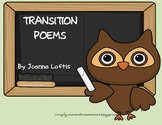 Transition Poems