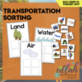 Transportation Sorting Boards