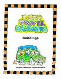 Travel Games for Kids • I Spy Travel Searches • Buildings