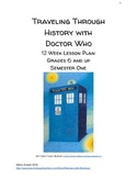 Doctor Who-Traveling Through History with Doctor Who Semester One