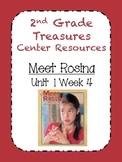 Treasures Meet Rosina Center Resources