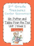 Treasures Mr. Putter and Tabby Center Resources