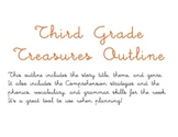Treasures Reading Skills Outtline for third grade