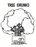 "Tree ""Chunks"""