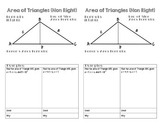 Triangles - Interactive Notes