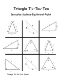 Triangle Tic-Tac-Toe: Fun Geometry Game