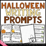 Trick or Treat! {Halloween Writing Prompts for the Common Core}