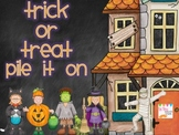 Trick or Treat Pile It On... Math fun for older kids