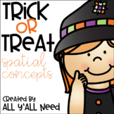 Trick or Treat Spatial Concepts
