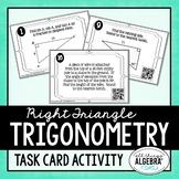Trigonometry: Task Cards