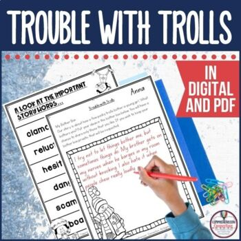 Trouble with Trolls Guided Reading Unit by Jan Brett Winter