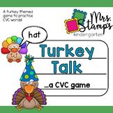 Turkey Talk... a CVC Game!