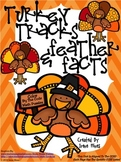 Turkey Tracks & Feather Facts ~ Math Printables Color By T