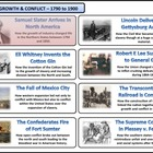 American History - Turning Points - The Industrial Revolution