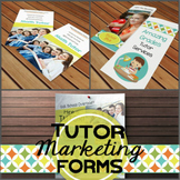 Tutor Forms:  Marketing
