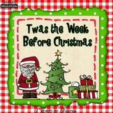 Twas the Week Before Christmas