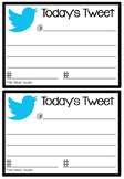 Twitter Exit Cards