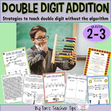 Two and Three Digit Addition {Common Core Aligned}