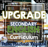 UPGRADE For Any of the Student Centered Secondary Curricul