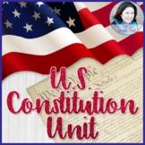 U.S. Constitution- A Common Core-Aligned Reading and Socia