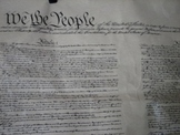 U.S. Constitution Up Close and Personal