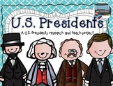 U.S. Presidents: Research & Teach Project