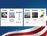 U.S. States Trifold