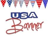 USA Banner Theme