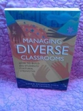 USED BOOK:  Managing Diverse Classrooms