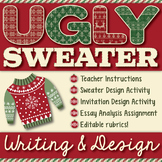 Ugly Christmas Sweater Activity (for any character, or per