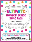 Ultimate Number Sense Game Pack {1.NBT.1 & 1.NBT.2}