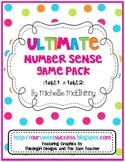 Ultimate Number Sense Game Pack {1.NBT.1 & 1.NBT.2}