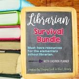 Ultimate School Librarian Survival Kit