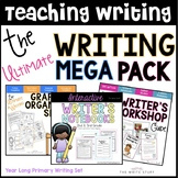 THE WRITE STUFF: The Ultimate Writing Mega Pack For Primar