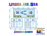 Under the Sea Comparing Numbers