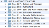 Unit 1 - Atomic Structure