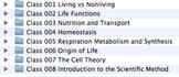 Unit 1 - Characteristics of Life