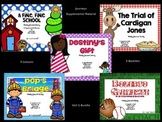 Unit 1 Lessons 1-5~ Journal/Booklet~ 3rd Grade~ Journeys