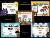 Unit 2 Lessons 6-10~ Journal/Booklet~ 3rd Grade~ Journeys