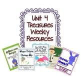 Unit 4 Bundle Pack- Supplemental Resources for Treasures F