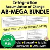 Calculus: (Unit 4) Integration Bundled Unit