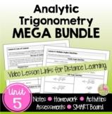 Unit 5: Analytic Trigonometry (Bundled)