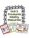 Unit 5 Bundle Pack- Supplemental Resources for Treasures F