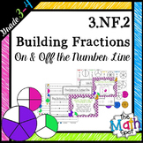 Unit Fractions On and Off The Numberline